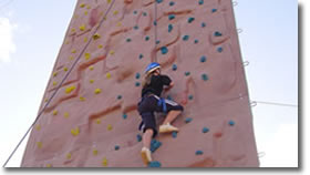 Flashpoint Sports - Rock Climbing Walls